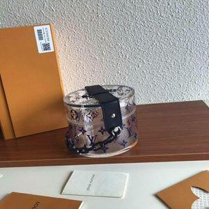 Louis Vuitton Clear Case Check Description
